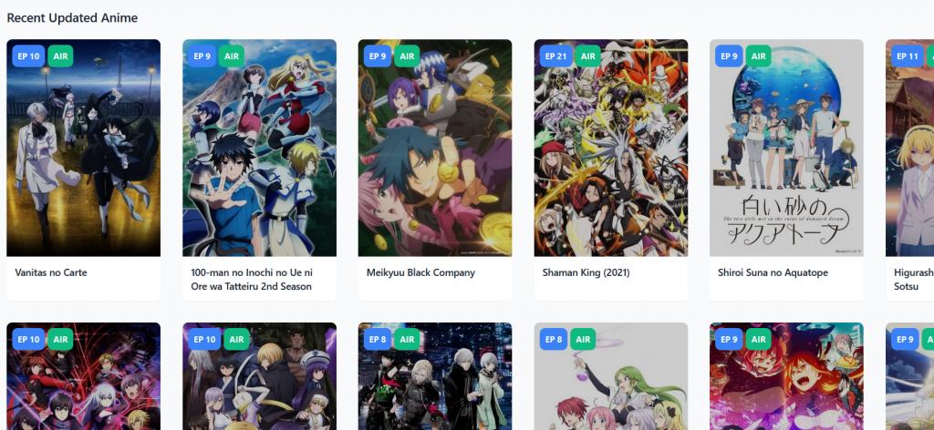 Best Anime Watching Websites Like Chia Anime