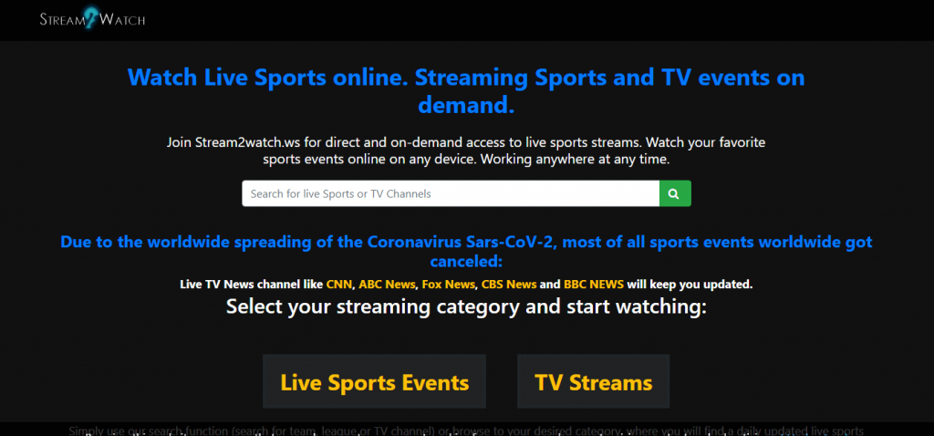 Top 26 Best Atdhe Alternatives live sports streaming sites