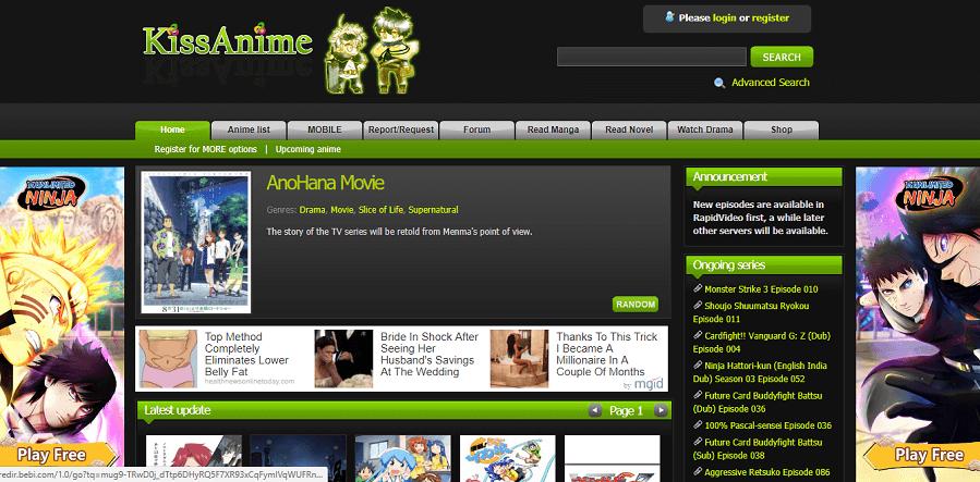 Top Anime Watching Sites Like Chia Anime