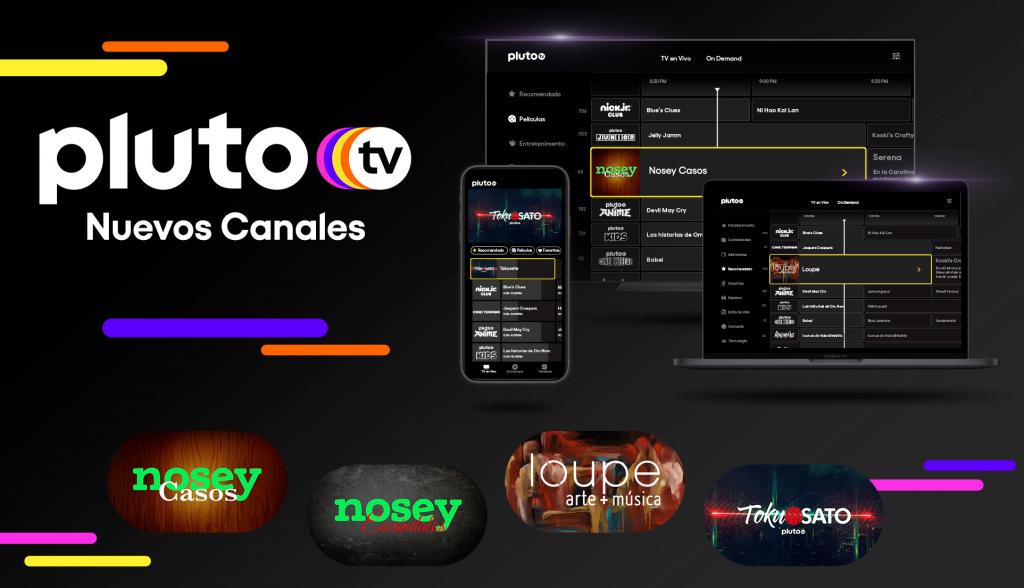 Pluto TV Firestick Apps